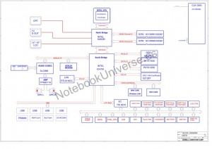 Olibook S600 Fujitsu Amilo Pi1505UNIWILL L50II0 - 37GL50200-B0 - REV B (Page 2)