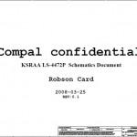 Qosmio x305 C Robson Card