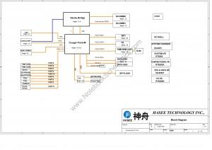 Hasee E450 schematic
