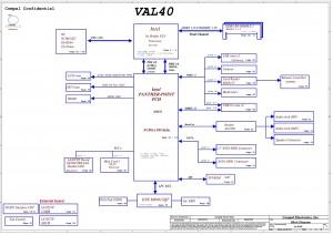 Compal val40 la-8226p schematic
