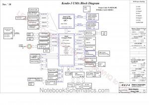 Kendo3 Schematic