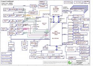 QBR00 LA-8341P schematic