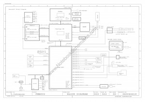 Toshiba Tecra R10 schematic
