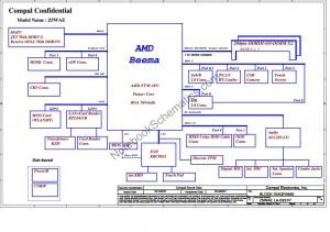 ACER Z5WAE schematic