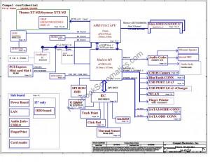 Compal LA-8121P Schematic
