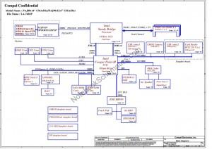 Compal LA-7401P Schematic