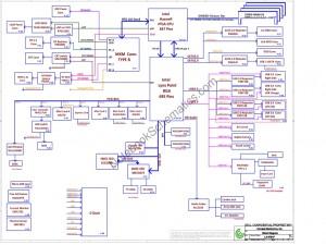 Compal LA-9781P Schematic