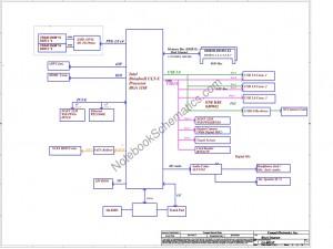 Compal LA-B015P Schematic