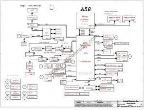 LA-8351P Schematic
