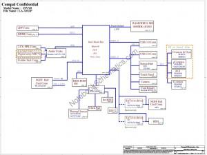 Lenovo YOGA2 13 - Compal ZIVY0 LA-A921P Schematic