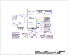 ZAW12 LA-A691P Schematic
