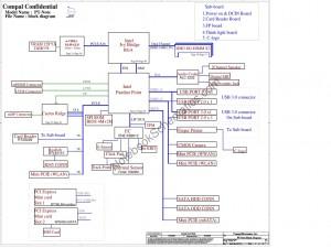 qilp2 la-8261p schematic