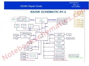 K53SK Schematics