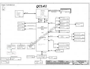 QCL41 Schematic