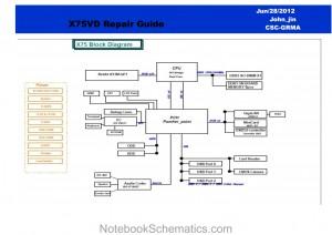 asus x75vd schematic