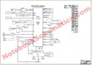 Acer E5-722 Schematic