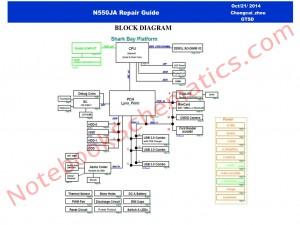 Asus N550JA repair guide (Page 1)