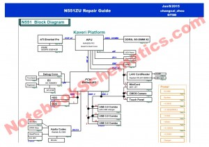 Asus N551ZU repair guidejpg_Page1