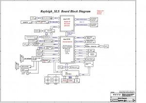 Acer Aspire VN7-592G Wistron 14302 Schematic
