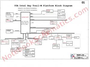 HP Stream11 D Schematic
