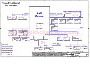 A4W1E Schematic