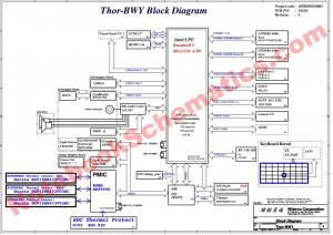 Acer Aspire SW5-271 Schematic
