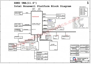 DAZHKDMB6E0 schematic
