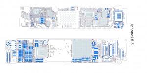 iPhone6 plus 820-3675 Schematic