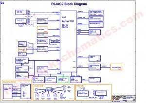 Pegatron P0JAC2 Schematic