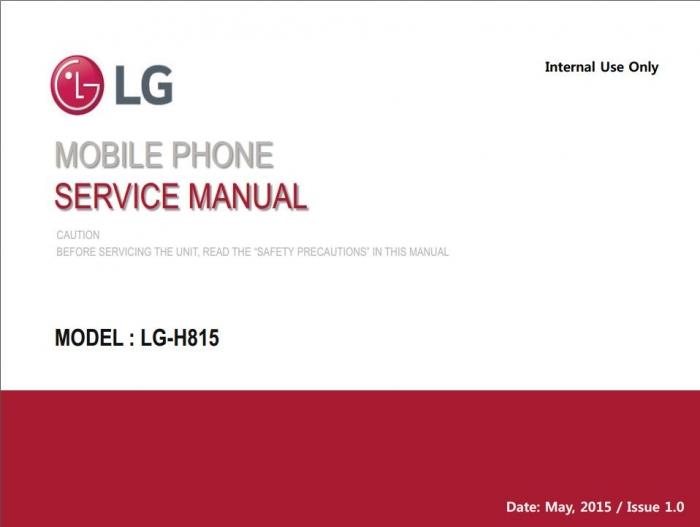 LG G4 H815 Service manual with PCB Layout, Block diagram ...