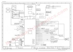 Toshiba FLESY3 Schematic