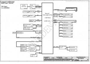 COMPAL LA-A992P ZS050 schematic