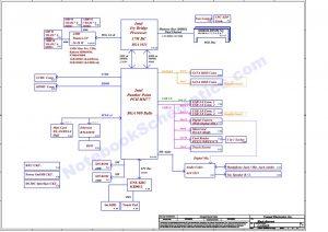 LA-9102P Schematic