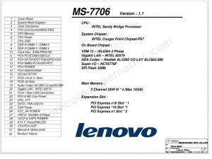 Lenovo Ideacentre K330 Schematic