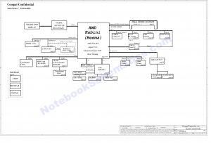HP Probook 240 246 G2 ZSO41 LA-A997P Schematic
