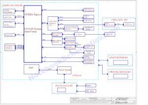Schematic ZSA00 LA-A751P
