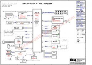 Wistron Cedar Schematic 13269-1 FX3MC Dell Inspiron 15-3542