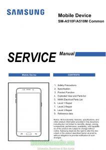 SM-A510F Service manual SM-A510M
