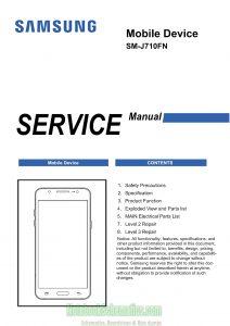 SM-J710FN Service manual