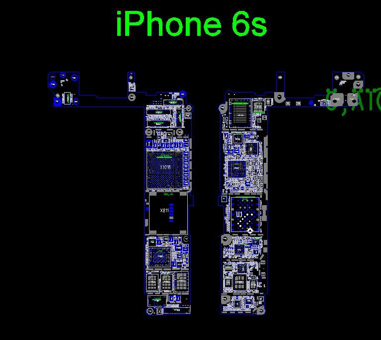 Iphone6BoardviewsPackNotebookschematicsCom