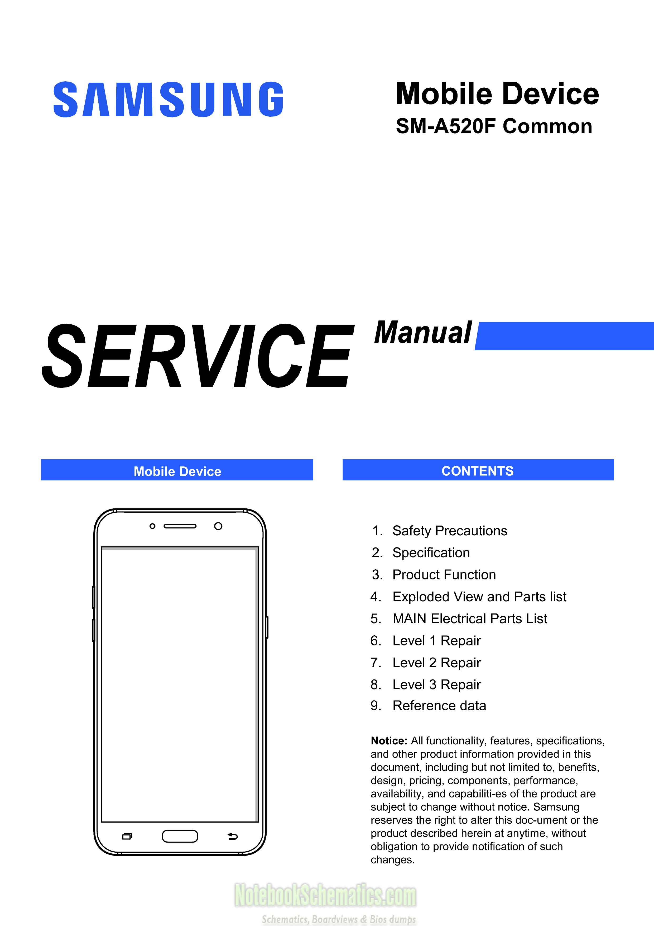 samsung a5 2017 manual pdf