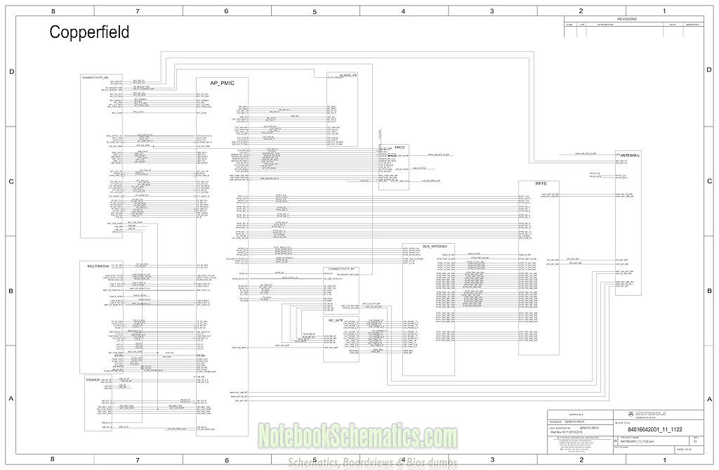 moto g5 plus xt1680 schematic  u0026 pcb layout