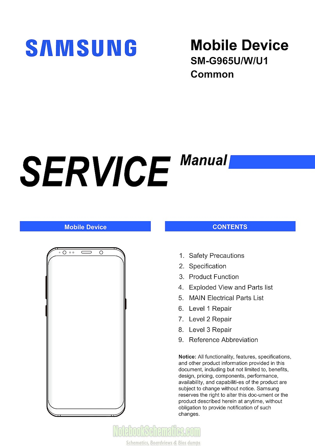 Descarga Manual Samsung Galaxy S9 Plus