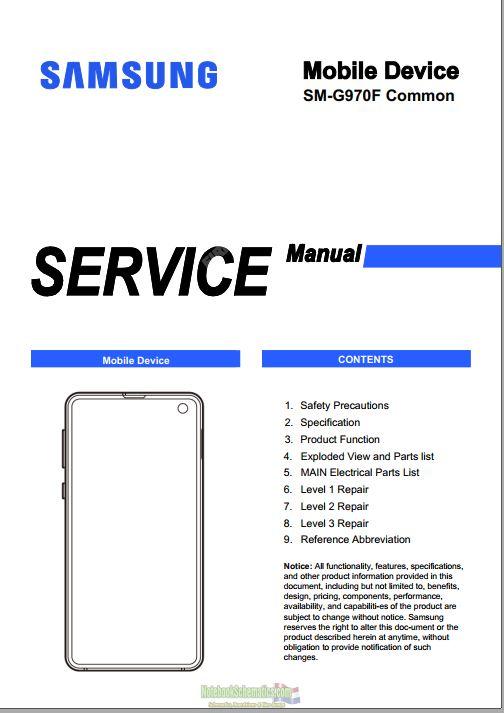 Lenovo S10e Services Manual
