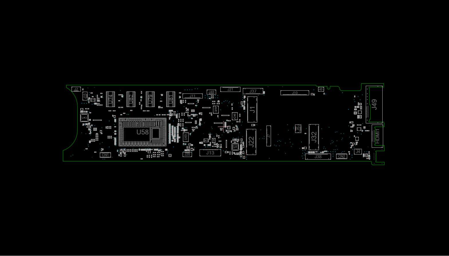 Lenovo Thinkpad X1 Carbon 3rd Gen Schematic  U0026 Boardview